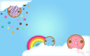 Donuts Dream by thisy