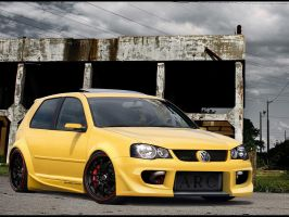 VW Golf br by ftuning