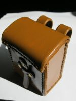 Small leather pouch by passbyguy