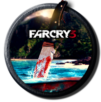 Far Cry 3 PNG icon by Vezty