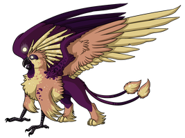 Egg #3 - Soul Guardian by Kingfisher-Gryphon