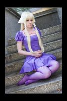 Purple Chii ~ Chobits 2 by SinnocentCosplay