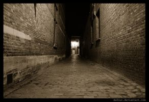 Alley by dafour