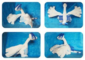 Lugia by ShadowedPorcelain