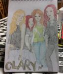 Clarys by Jinxedu13