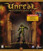 Unreal Mission Pack 1: Return To Na Pali FC by derrickthebarbaric