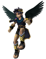 Dark Pit render by war9000