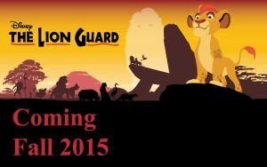 The Lion Guard Minimalist  Desktop by Samoht-Lion