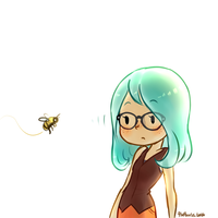 Bee by SorbetBerry