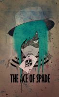 The Ace of Spade by morbidillusion666