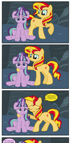 Starlight's reform -Comic by Fluttershy626