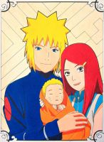 What Could Have Been - Uzumaki Family by SakakiTheMastermind