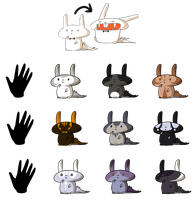 Bunpire Adoptables - OPEN by Karijn-s-Basement