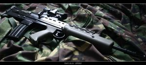 L85A2 by shotgun-ned