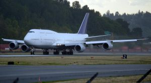 Boeing 747-8I Takeoff by shelbs2