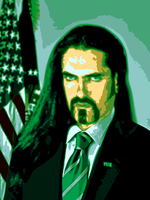 Peter Steele For President by FearOfTheBlackWolf