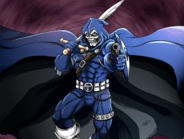 Taskmaster in Udon Colors by DaiKuwabara