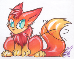 FIRE TYPE FUZZY by carnival