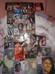 My homemade MJ Poster by camilah