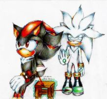 AT:arinaivanova1999::Shadow and Silver: by JustRiyaRay