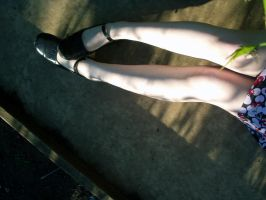 legs outside 2 by thiselectricheart