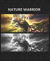 Nature Warrior PSD by pevec