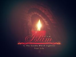 Islam Is The Candle by AlMoHoB