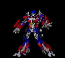 Optimus Prime by AceMan528