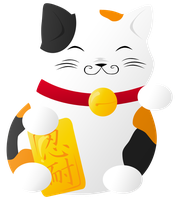 Maneki Neko by AugustRealms