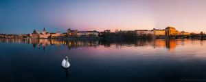 Prague Panorama by amrodel