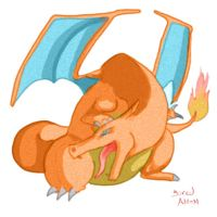 Charizard by Super-Bastard