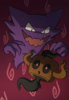 Haunter used Nightmare by PokeGirl5