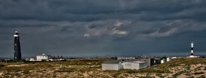Between lighthouses by forgottenson1