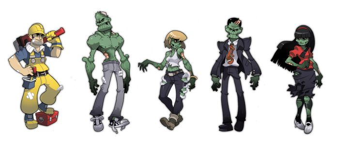Zombehs by Lysol-Jones