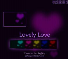 Lovely Love by Caffery