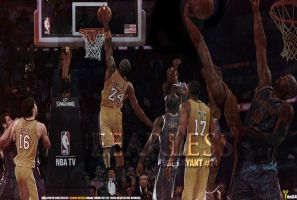 Kobe Bryant - Fearless by pllay1