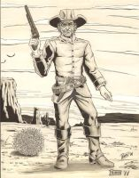 Jonah Hex by Budprince