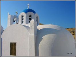 Colours of Greece 1 by chich