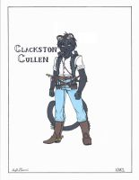 Clackston Cullen by gunslinger87
