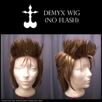 Demyx Wig - No Flash by NailoSyanodel