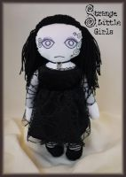 Gothic-doll-starling by Strange-Little-Girls