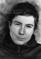 Joe Dempsie by wildhaggisis