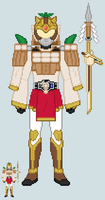 Toku sprite - Arani (Cocoa Arms) by Malunis