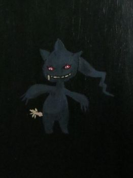 Banette by ghelfaire