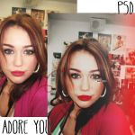 Adore You Psd. by nahel94