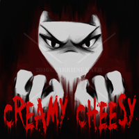 'Creamy Cheesy' (based on Foamy the Squirrel) by Angelix88