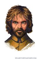 Tyrion Lannister by Dilartt