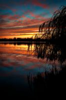 HDR Sunset by braxtonds