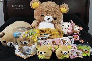 Rilakkuma Galore by Kuliii
