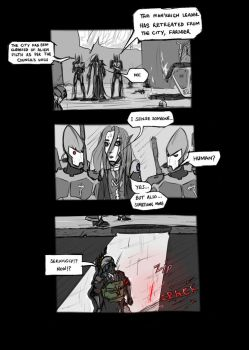 Hive Tales #1 by Sael-ar